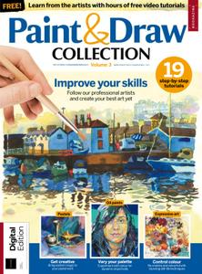 Paint & Draw Collection – March 2018
