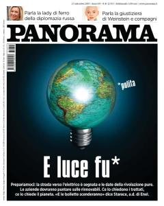 Panorama Italia – 27 Settembre 2018