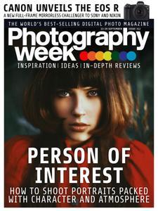 Photography Week – 13 September 2018