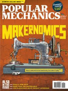 Popular Mechanics South Africa - September 2018