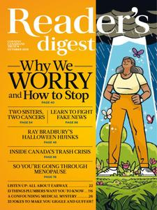 Reader's Digest Canada – October 2018