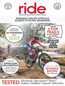Ride magazine - September 2018