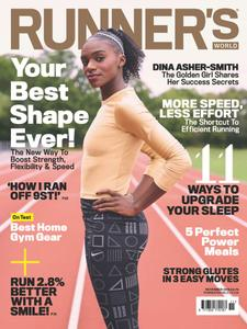 Runner's World UK – November 2018