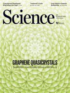 Science – 24 August 2018