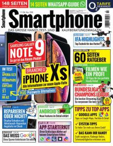 Smartphone – Oktober-November 2018
