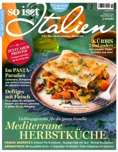 So isst Italien - 4 September 2018