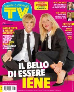TV Sorrisi e Canzoni – 25 Settembre 2018