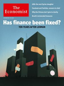 The Economist USA - September 08, 2018