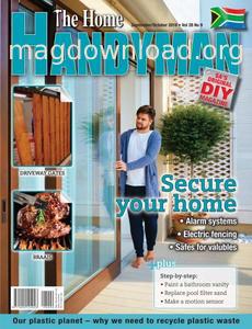 The Home Handyman - September 2018