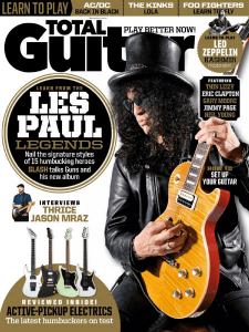 Total Guitar - September 2018