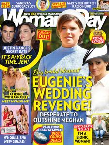 Woman's Day New Zealand – September 24, 2018