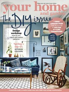 Your Home and Garden - October 2018
