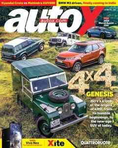 autoX - September 2018