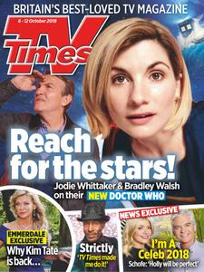 TV Times - 06 October 2018