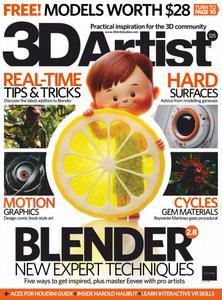 3D Artist – January 2019