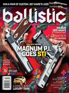 Ballistic – September 2018