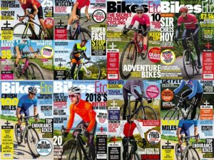 Bikes Etc – Full Year Issues Collection 2018
