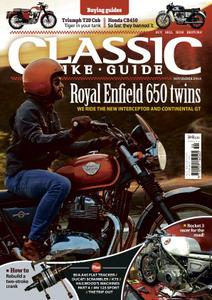 Classic Bike Guide – November 2018