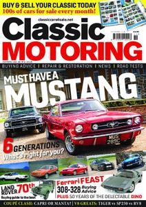 Classic Motoring – November 2018