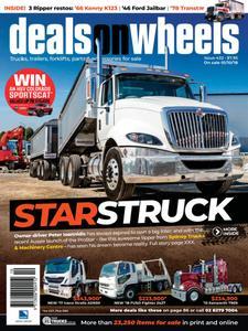 Deals On Wheels Australia – October 2018