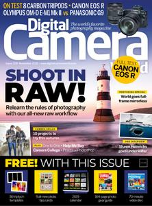 Digital Camera World – November 2018