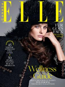 Elle Canada – November 2018