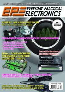 Everyday Practical Electronics – November 2018