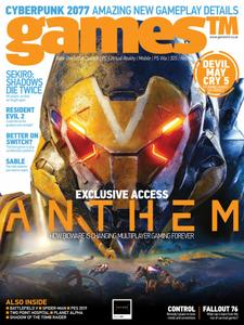 GamesTM – January 2019