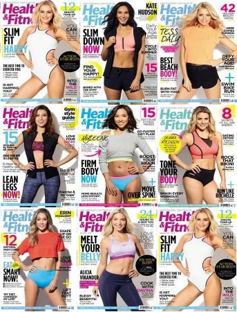 Health & Fitness UK - 2018 Full Year Issues Collection