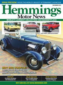 Hemmings Motor News – December 2018