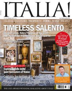 Italia! Magazine – November 2018
