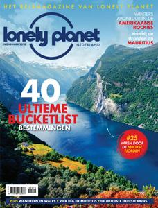 Lonely Planet Traveller Netherlands – november 2018