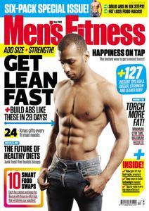 Men's Fitness UK – December 2018