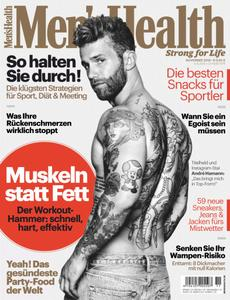 Men's Health Germany – November 2018