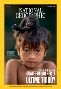 National Geographic Italia - Ottobre 2018
