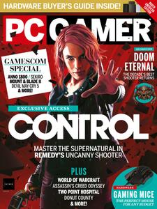 PC Gamer USA - December 2018