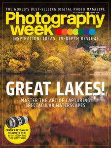 Photography Week - 25 October 2018