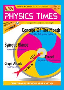 Physics Times – October 2018