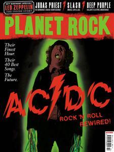 Planet Rock - November 2018