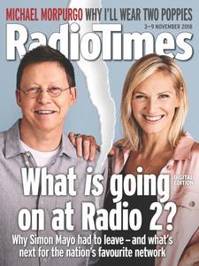 Radio Times - 03 November 2018