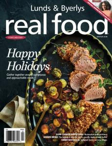 Real Food - Winter 2018