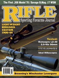 Rifle Magazine - November-December 2018