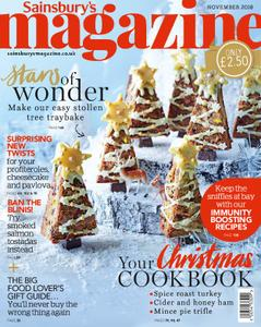 Sainsbury's Magazine – October 2018