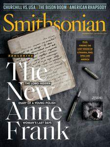 Smithsonian Magazine – November 2018