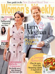 The Australian Women's Weekly New Zealand Edition - November 2018
