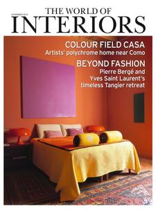 The World of Interiors – November 2018