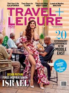 Travel+Leisure India & South Asia - October 2018