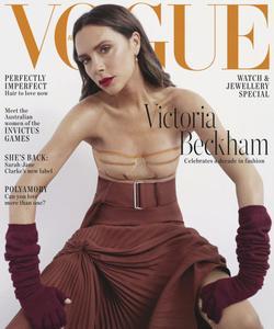 Vogue Australia – November 2018