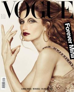 Vogue Italia - Ottobre 2018