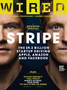 Wired UK - November 2018